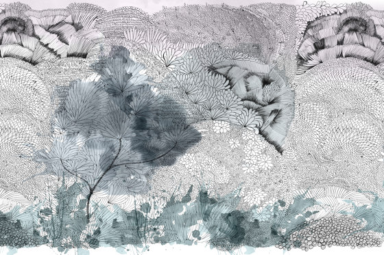 Metis by GLAMORA   Bespoke wall coverings