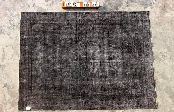 Trash Rocknroll Black by massimo copenhagen   Rugs