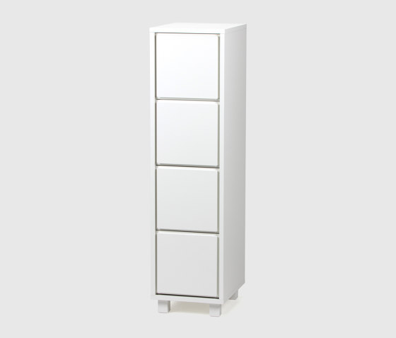 Drawer 7, White by Scherlin | Sideboards