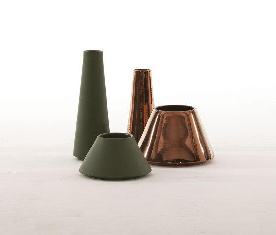 Vulcano by Tonin Casa   Vases