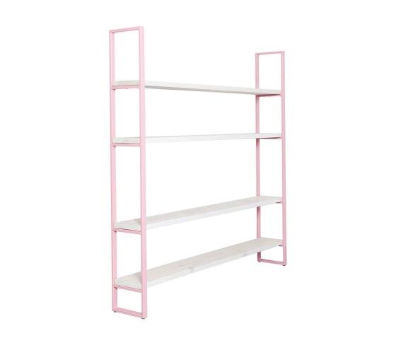 Susteren Pink by JOHANENLIES   Shelving