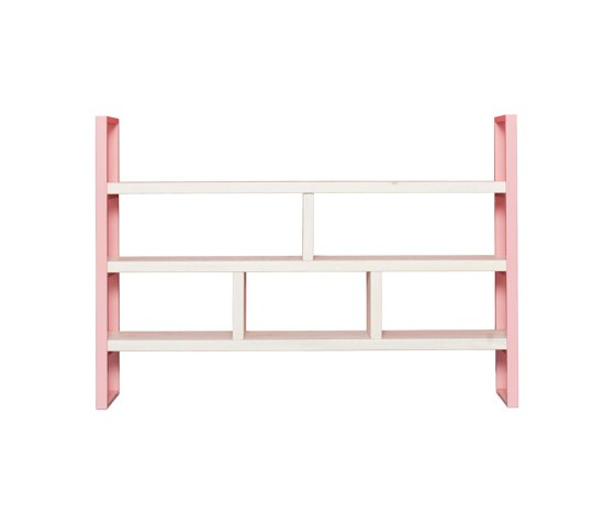 Susteren Pink Mini by JOHANENLIES | Shelving
