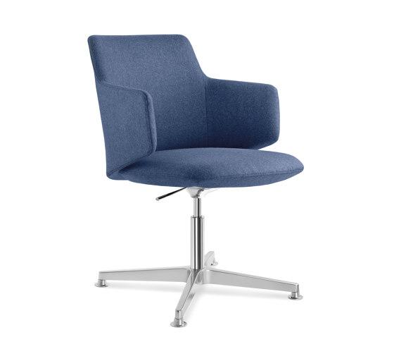 Melody Meeting 360-RA, F34-N6 von LD Seating | Stühle