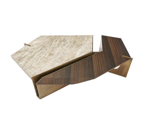Stratos Coffee Table de ENNE | Mesas de centro
