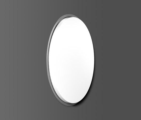 Douala® Slim Recessed ceiling and wall luminaires, semi-recessed ceiling and wall luminaires di RZB - Leuchten | Lampade parete