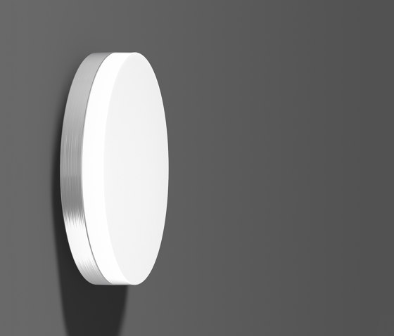 Douala® Slim Recessed ceiling and wall luminaires, semi-recessed ceiling and wall luminaires by RZB - Leuchten | Wall lights