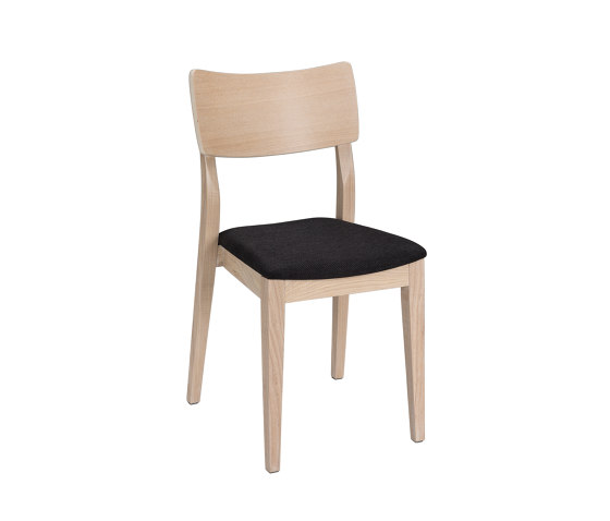 Piccolo chair Ash Blonde by Hans K | Chairs