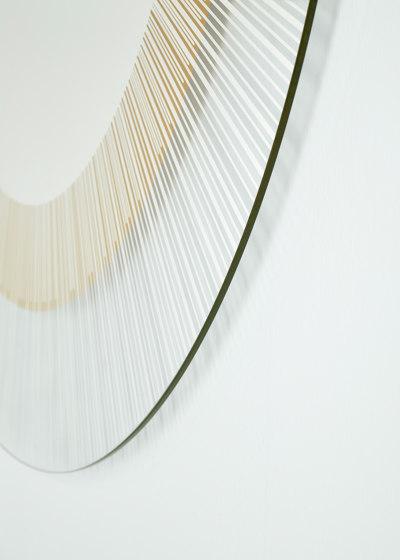 Yoko Bronze by Deknudt Mirrors   Mirrors