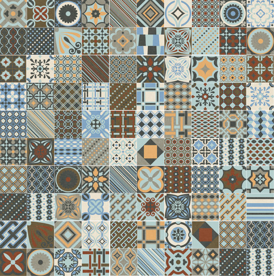 Déco | Cementine Color Mix by Novabell | Ceramic tiles