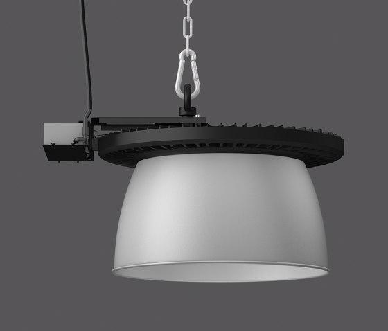 Industrial Hall Maxi HT Highbay luminaires de RZB - Leuchten | Suspensions