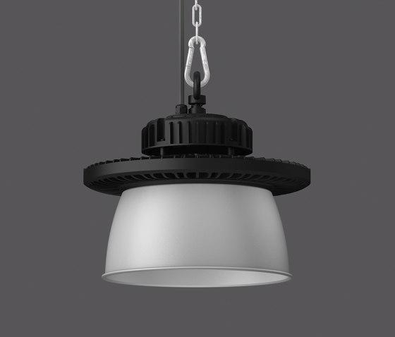 Industrial Hall Midi Highbay luminaires de RZB - Leuchten   Suspensions