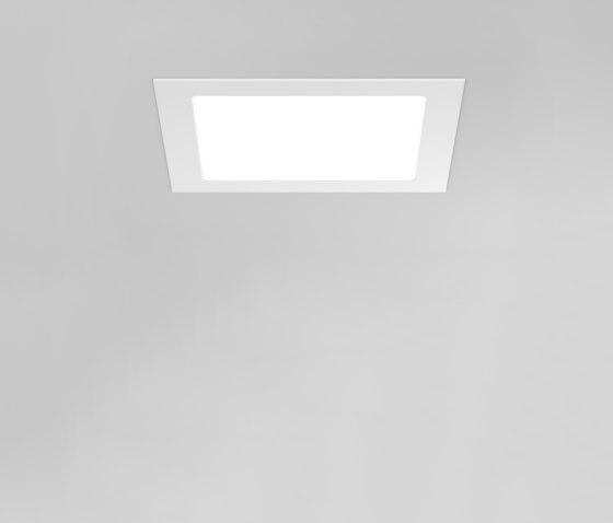 Toledo Flat Recessed downlights de RZB - Leuchten | Gestion de l'éclairage