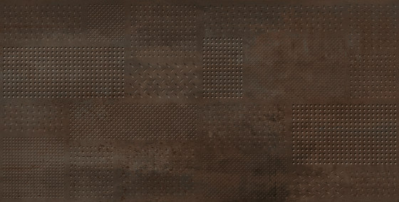 Forge Metal | Struttura Metal Mix | Bronzo by Novabell | Ceramic tiles
