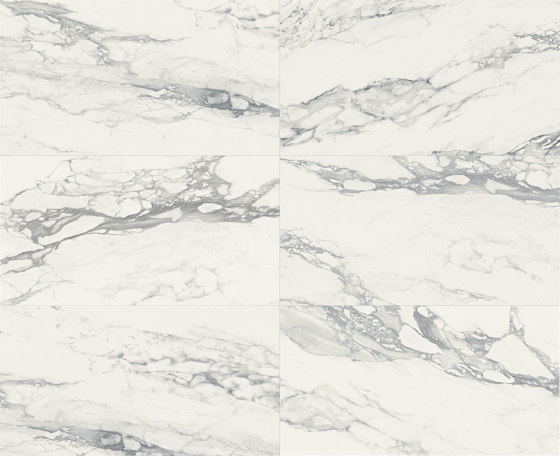 Imperial Michelangelo | Bianco Arabescato by Novabell | Ceramic tiles