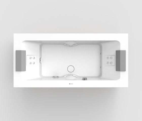 Sharp Double by Jacuzzi® | Whirlpools