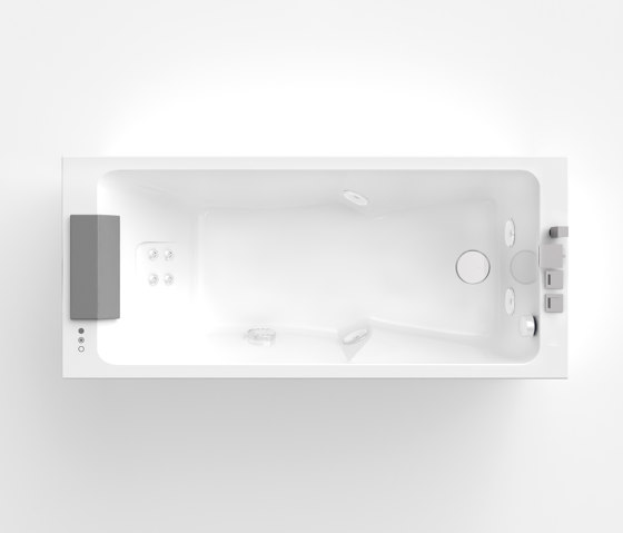 Sharp 70 by Jacuzzi® | Whirlpools