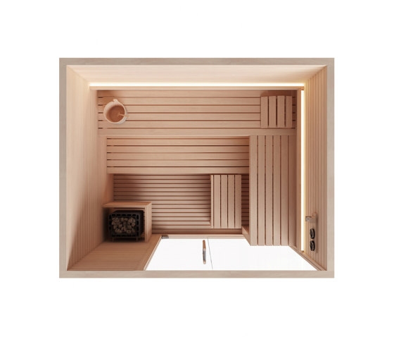 Mood Xl by Jacuzzi® | Saunas