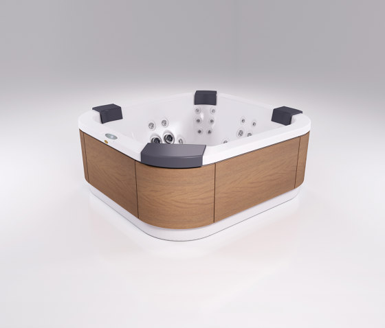Santorini Pro by Jacuzzi® | Whirlpools