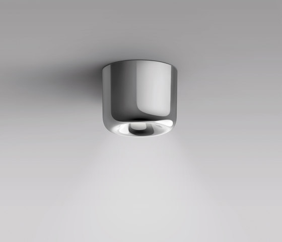 CAVITY Ceiling   aluminium gloss von serien.lighting   Deckenleuchten
