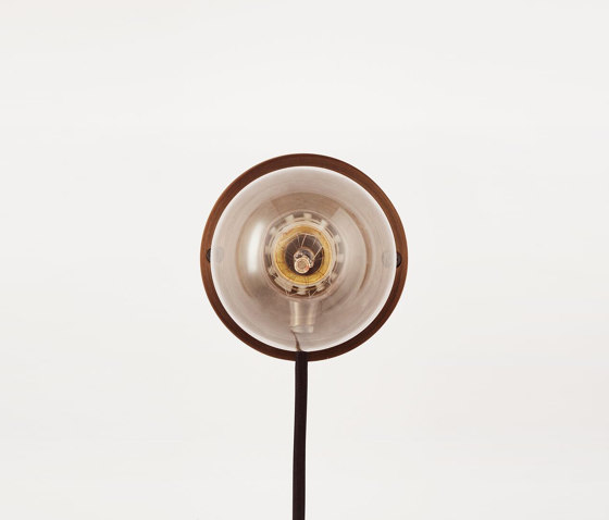 E27 Wall Bronze small by Frama | Wall lights