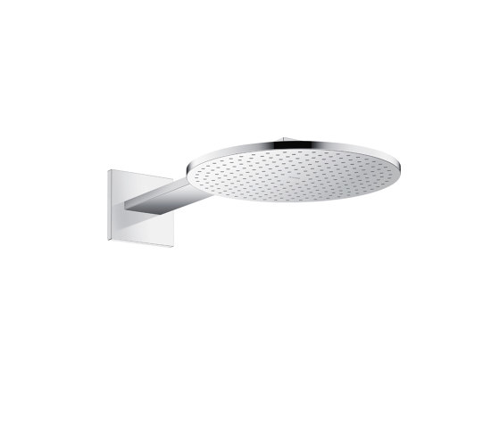 AXOR Overhead shower 300 2jet with shower arm by AXOR | Shower controls