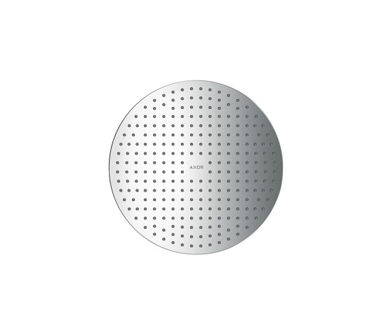 AXOR Overhead shower 300 2jet ceiling-exposed by AXOR | Shower controls