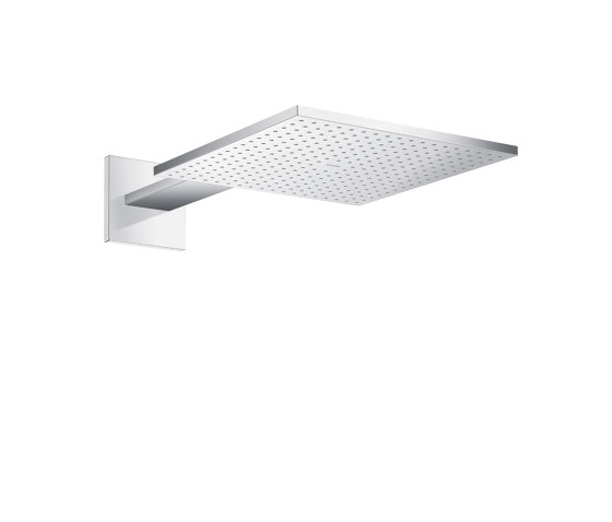 AXOR Overhead shower 300/300 2jet with shower arm by AXOR | Shower controls