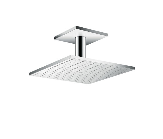 AXOR Overhead shower 300/300 2jet with ceiling connection by AXOR | Shower controls