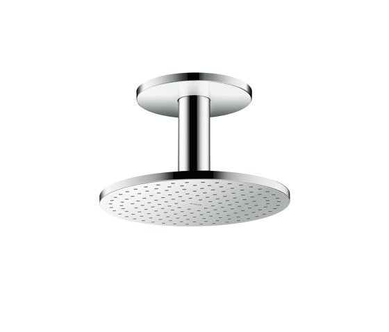 AXOR Overhead shower 250 2jet with ceiling connection by AXOR | Shower controls