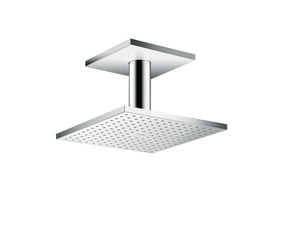 AXOR Overhead shower 250/250 2jet with ceiling connection by AXOR | Shower controls