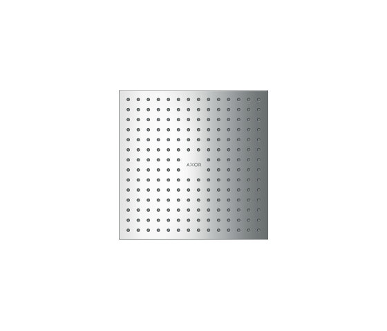 AXOR Overhead shower 250/250 2jet ceiling-exposed by AXOR | Shower controls