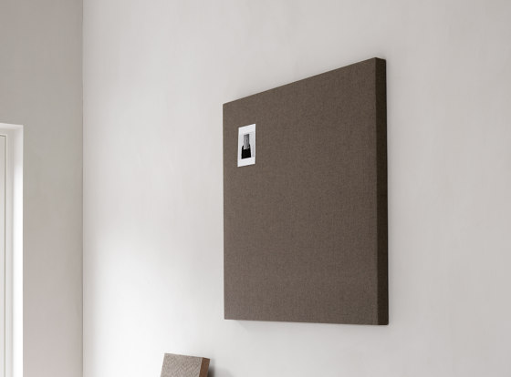 Edge Wall by Lintex | Sound absorbing wall systems