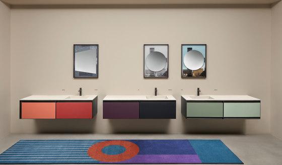 Atelier Color by antoniolupi | Vanity units