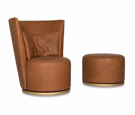 Polo Club High-back chair by Bielefelder Werkstaetten | Armchairs