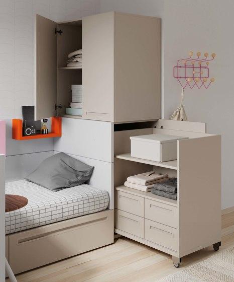 Nest 34 de JJP Muebles | Camas de niños / Literas