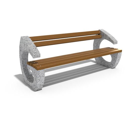 Concrete Bench 99 von ETE | Sitzbänke