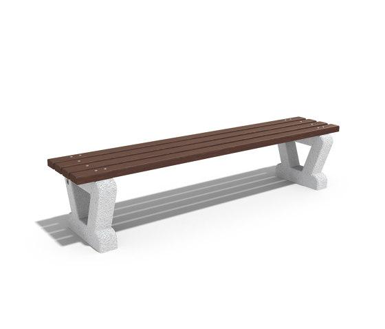 Concrete Bench 110 von ETE | Sitzbänke