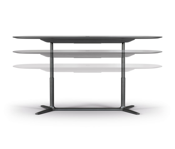 lift by Brunner | Contract tables