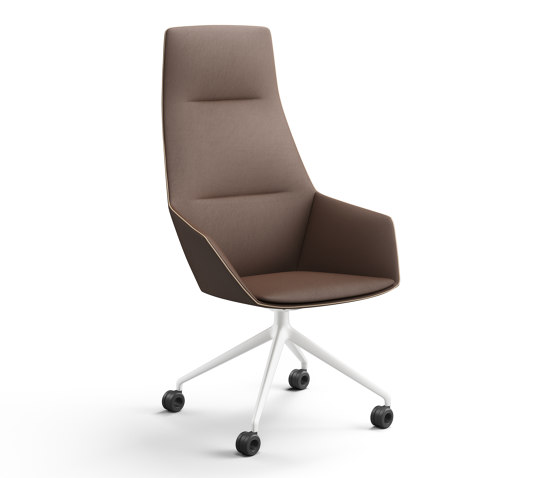 ray soft by Brunner | Chairs