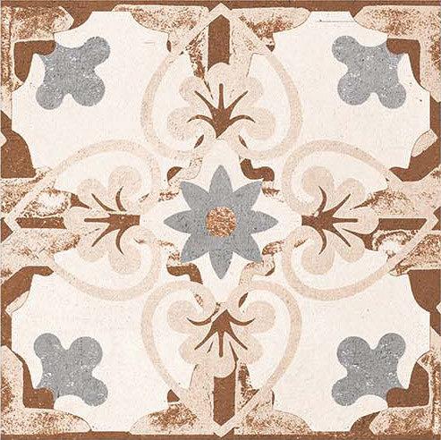 Opus Cementina Multicolor Beige von Casalgrande Padana | Keramikböden