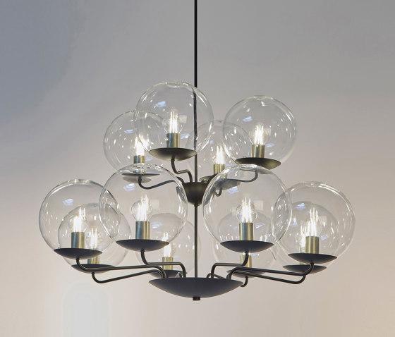 Innerbloom H12 by Ilfari   Suspended lights