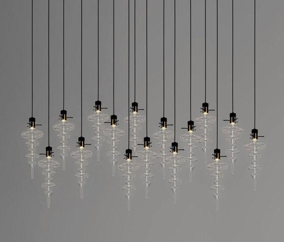 Reflexx H16 L by Ilfari | Suspended lights