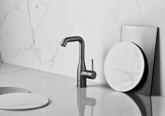 Essence Single-lever basin mixer 1/2″ L-Size by GROHE | Wash basin taps