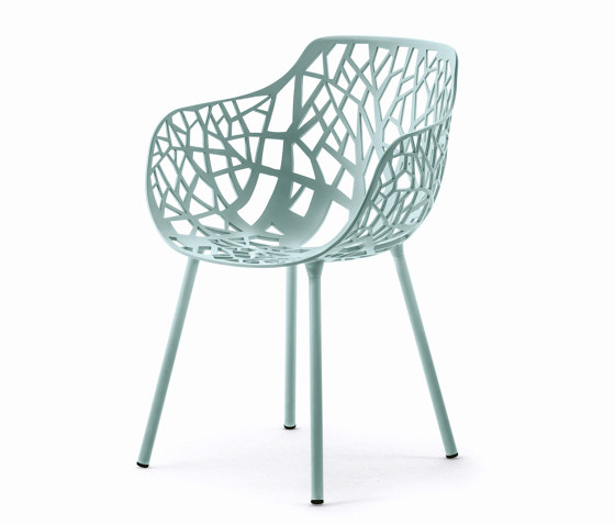 Forest armchair de Fast | Chaises