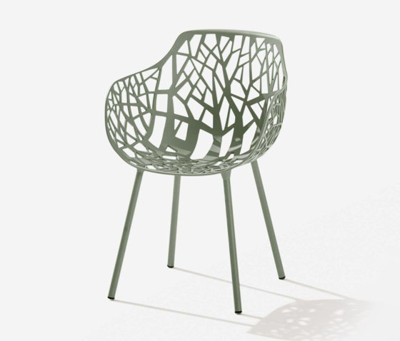 Forest dining armchair by Fast | Chairs