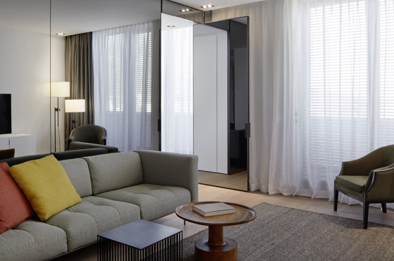 System M | Hotel Pivot Doors by FritsJurgens | Hinges