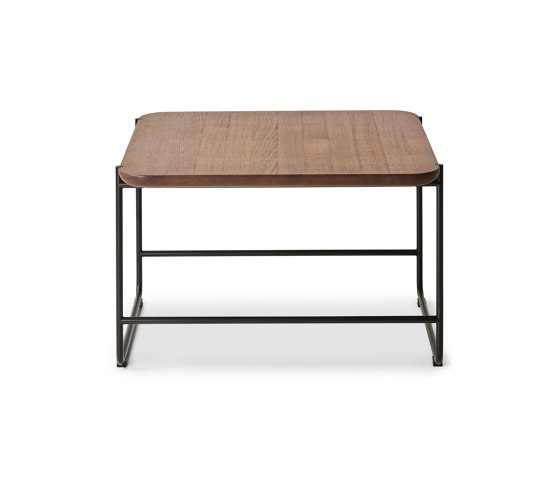 KONNO COFFEE- & SIDE TABLE SQUARE VERSION di dk3 | Tavolini alti