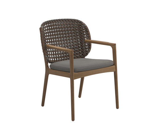 Kay Dining Chair Brindle de Gloster Furniture GmbH | Sillas