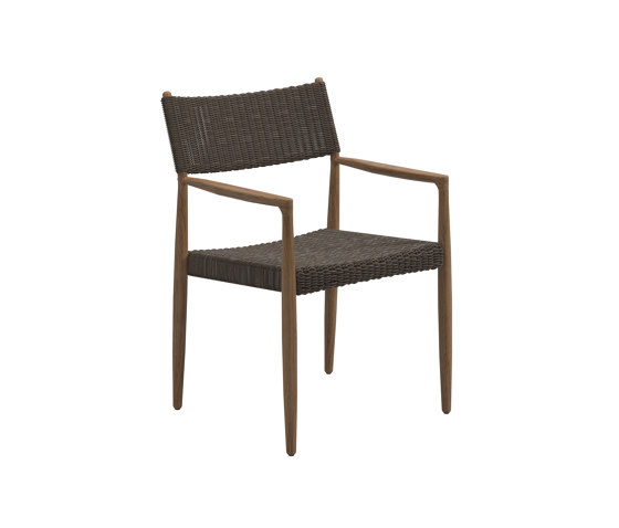 Tundra Dining Chair With Arms de Gloster Furniture GmbH | Sillas