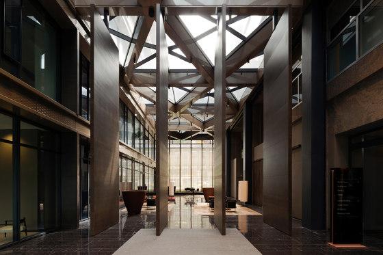 System 3 | Pivoting Wall Atrium Amsterdam by FritsJurgens | Hinges